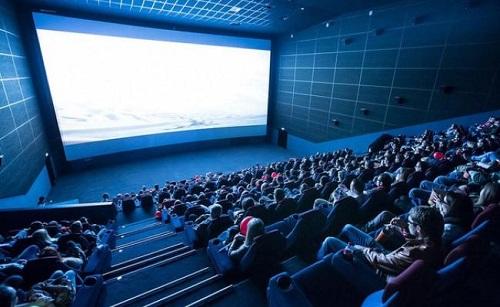 современный кинотеатр фото