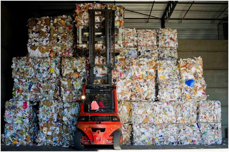 макулатура на переработку