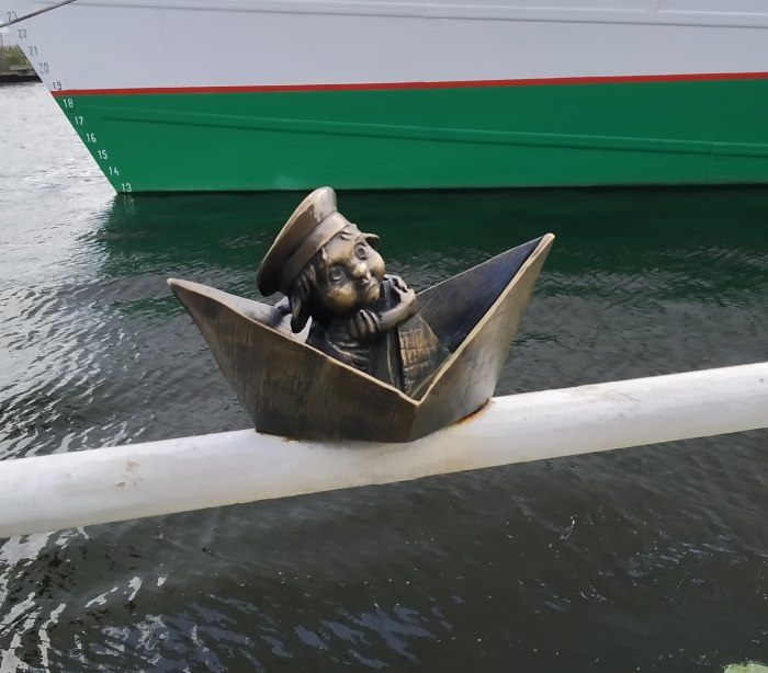 хомлин морячок